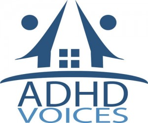 ADHD Voices Logo
