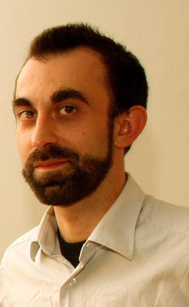 Photograph of Paolo Corsico