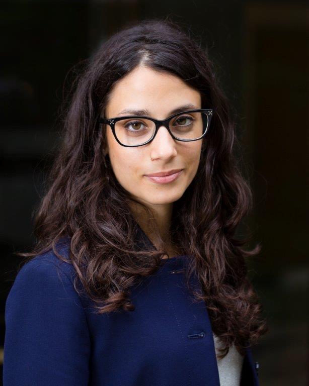 Photograph of Arianna Manzini